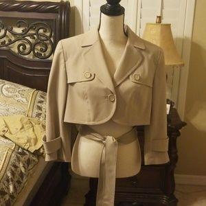 Ann Taylor Loft Bolero Jacket
